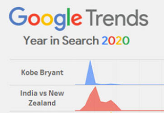 Now, a couple of things to note before we dive into the meat of things. Even though these are global trends, many of them pertain mostly to the US and to some extent India, as it's all based and filtered out by top search results.
