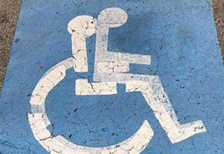handicap sign sex