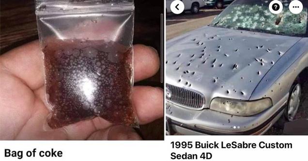 28 незаконных вещей, продаваемых на торговой площадке Facebook