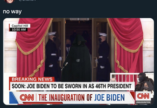 "With Joe Biden's <strong><a href=""https://www.ebaumsworld.com/pictures/25-funny-trump-inauguration-memes/85245584/"">inauguration</a></strong> under way, people are getting in some of their last jabs at Donald Trump, perhaps the most widely despised president this country has ever seen. </br> </br> There's also some halfway decent jokes about the inauguration ceremony in general. So if you're looking for some <strong><a href=""https://www.ebaumsworld.com/pictures/10-weird-moments-from-the-trump-inauguration/85246257/"">topical humor</a></strong> of the day, here's what we got. </br> </br> Scroll through for some <Strong><a href=""https://www.ebaumsworld.com/pictures/funny-moment-to-remember-trump-by/86542873/"">funny tweets</a></strong> and jokes before going back to sleep on a big pile of bean bag chairs."