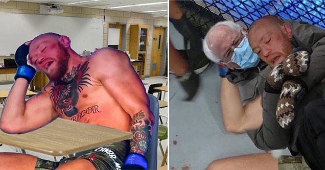 21 смешной мем с Конором МакГрегором после жестокого поражения в UFC