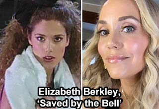 """How time flies. <br></br>Man I remember being a kid and watching these celebrities during their heydays. I had a HUGE crush on <strong><a href=""""https://www.ebaumsworld.com/pictures/hot-sitcom-girls/47038/"""" target=""""_blank"""">Elizabeth Berkley</a></strong> and Melissa Joan Hart. It's nice to see that some of these folks still look pretty great!"""