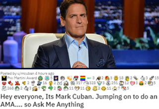"""Billionaire entrepreneur and investor <strong><a href=""""https://www.ebaumsworld.com/videos/mark-cuban-gets-fined-15k-for-profanity-says-fck-it/85484621/"""" target=""""_blank"""">Mark Cuban</a></strong> decided to weigh in on the entire <strong><a href=""""https://www.ebaumsworld.com/videos/quick-and-thorough-breakdown-of-the-whole-gamestop-situation/86569583/"""" target=""""_blank"""">Gamestop</a></strong> / <strong><a href=""""https://www.ebaumsworld.com/articles/robinhood-shuts-down-trading-for-gme-amc-in-move-that-smacks-of-market-manipulation/86571504/"""" target=""""_blank"""">Robinhood</a></strong> / <strong><a href=""""https://gaming.ebaumsworld.com/articles/reddit-is-seriously-fing-with-wall-street/86564611/"""" target=""""_blank"""">Reddit</a></strong> debacle, offering clarity, insight, and some informal advice on what he'd have done."""