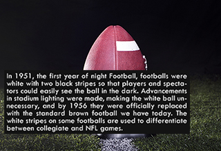 Get ready for the game with some knowledge about it.