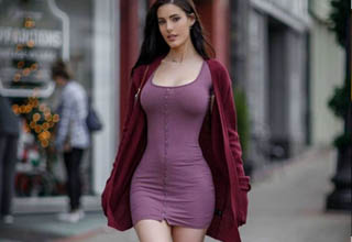 """It's a gallery of hot girls in tight dresses. Do you really need any more reasons? <br></br>Because we know what an interminable <strong><a href=""""https://www.ebaumsworld.com/pictures/13-hot-n-steamy-memes-for-all-you-horndogs-out-there/85283451/"""" target=""""_blank"""">horndog</a></strong> you are, we've got even more galleries of <strong><a href=""""https://www.ebaumsworld.com/pictures/26-badass-babes-in-and-out-of-uniform/85958277/"""" target=""""_blank"""">beautiful women</a></strong> you can ogle at."""