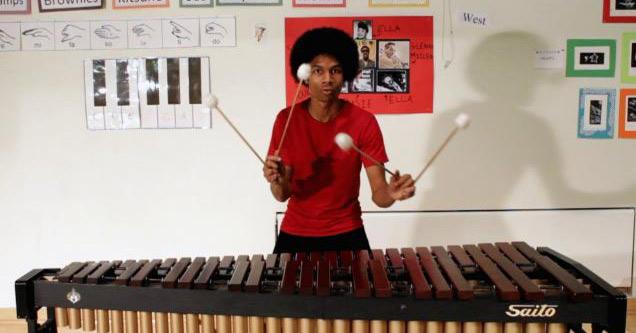 Super Mario Bros. on Marimba — мастер-класс по ударным инструментам