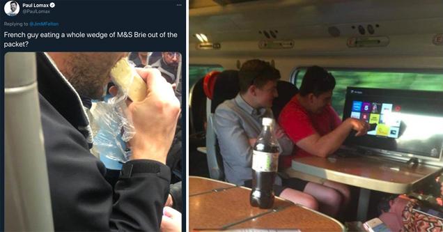 23 странных вещи, которые делают только в общественном транспорте