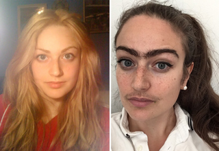 """This week a woman in Copenhagen made global headlines for refusing to shave or tweeze her <strong><a href=""""https://www.ebaumsworld.com/videos/model-with-a-massive-unibrow-doesnt-care-what-you-think/85620732/"""">unibrow</a></strong> and upper lip hair. </br> </br> She stopped removing this hair as a way to weed out potential suitors who would later be turned off by it, and frankly she's making me look like a little wimp. </br> </br> Even to this day I shave my little unibrow, and seeing this woman get all this fame and attention for not shaving hers just makes me look foolish. Not to mention how robust her hair follicles are. They could beat mine in a fight any day. </br> </br> Kudos to this lady for trolling us all."""