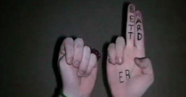 В честь распада Daft Punk, вот абсолютная классика 2007 года: Daft Hands