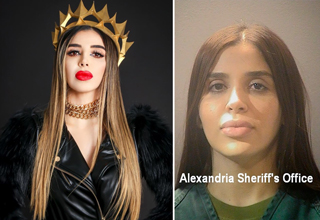 "This week, the wife of Mexican drug lord <strong><a href=""https://www.ebaumsworld.com/pictures/wild-details-from-el-chapos-it-guy-will-make-you-cover-your-webcam/85858455/"">El Chapo</a></strong>—Emma Coronel Aispuro—was arrested in the U.S. on charges of drug trafficking. Authorities claim she either helped El Chapo with his work or took over part of it after he'd been arrested years ago. </br> </br> If you don't know much about Emma Aispuro, know that she's a former beauty pageant star and that she married El Chapo in 2007 when she was 18 and El Chapo was 50. </br> </br> She looks like your typical <strong><a href=""https://www.ebaumsworld.com/pictures/this-woman-exposes-the-truth-behind-perfect-instagram-photos/86165534/"">Instagram bimbo</a></strong>, but is she a hardened criminal as well?"