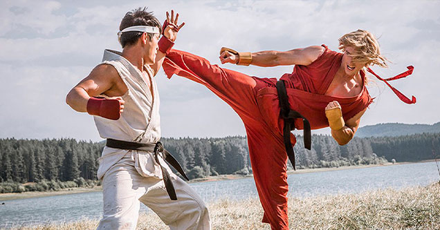 the best tv shows based on video games - Street Fighter