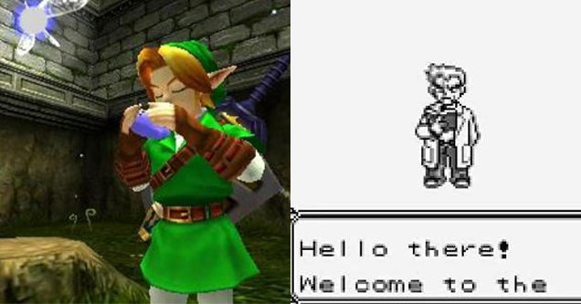 video game PLot holes - The Legend of Zelda the Ocarina of Time