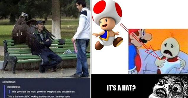 Смешные мемы и картинки для паузы (31 изображение)