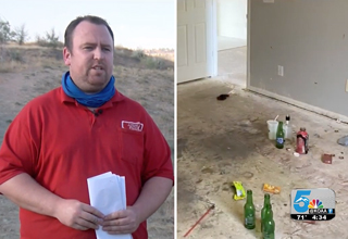colorado veteran whose house was taken over by squatters