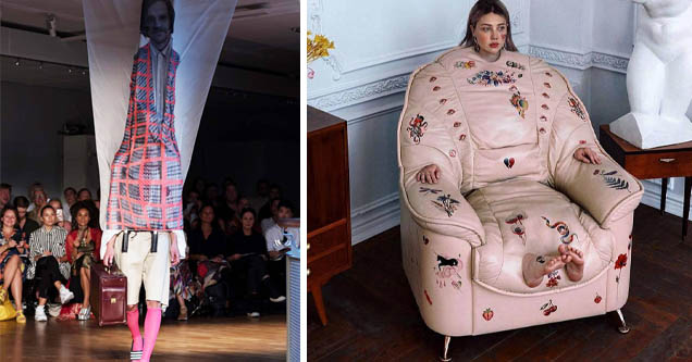 runway - Re | deviantart chair girl