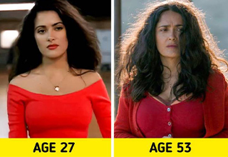 salma hayek small