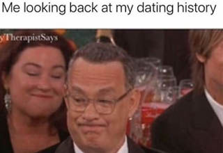 """It's tough to find love out there, but you'll always have <strong><a href=""""https://www.ebaumsworld.com/pictures/35-memes-for-the-single-folk/86660673/"""" target=""""_blank"""">these memes</a></strong>. <br></br>Being single can be a lot of fun... or absolute misery. While it's nice to not have anyone to answer to and be able to do what you like when you like, it's also great to have someone to come home to. Wherever you are in your romantic journey, these memes will <strong><a href=""""https://www.ebaumsworld.com/pictures/36-hysterical-pics-and-gifs-to-provide-you-with-side-splitting-laughter/85181239/"""" target=""""_blank"""">provide a laugh or two</a></strong>."""