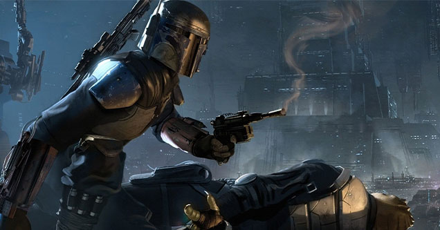 hyped games that never released -  Star Wars 1313
