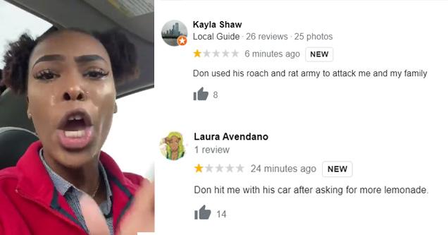 anisahkyera and google reviews
