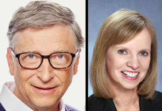 Bill Gates, Ann Winblad