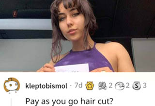 """They should've been careful what they asked for because they definitely got it. <br></br>Reddit's r/RoastMe is the place to go if you're ever feelin' yourself too much and need to get knocked down a peg or two... <strong><a href=""""https://www.ebaumsworld.com/pictures/30-people-who-asked-to-be-roasted-and-got-scorched/86340005/"""" target=""""_blank"""">or several</a></strong>. People on the internet can be pretty savage and, unsurprisingly, if you ask them to come at you, they will."""