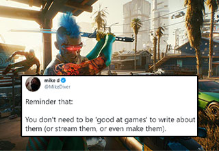 """On May 3, 2021, Gaming Bible Head of Content <a href=""""https://twitter.com/MikeDiver""""><strong>Mike Diver</strong></a> dropped a bomb on the gaming community. This was when he tweeted that """"You don't need to finish a game to review it, to publish an opinion and score.""""<br><br>  This invited a firestorm of replies and opened up some old wounds about <a href=""""https://gaming.ebaumsworld.com/pictures/why-traditional-video-game-journalism-deserves-to-die/86884492/""""><strong>games journalism</strong></a>. But should reviewers have to finish games?"""