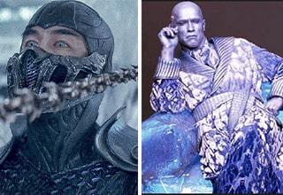 mr. freeze and mortal kombat