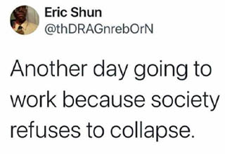 """These memes will distract you from work but are still related to working - that way you don't have to feel *too* guilty about slacking off for a few! You can even show them to <strong><a href=""""https://www.ebaumsworld.com/pictures/48-clean-work-memes-that-even-carol-in-hr-could-laugh-at/86496201/"""" target=""""_blank"""">Carol in HR</a></strong>."""