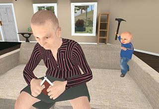 Granny Simulator -  strange simulation games that are pretty WTF