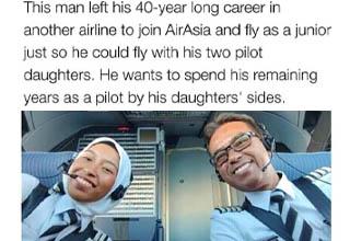 pilot dad