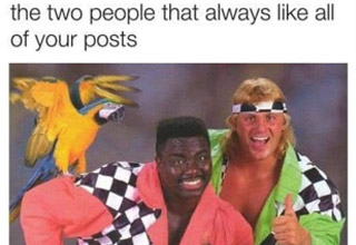 Put the day on pause and check out this big batch of funny memes and pics to relieve some stress of the day.