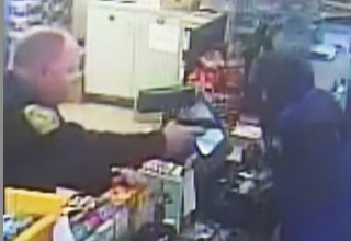 off-duty newton police officer stops armed robbery