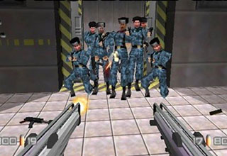 """Do you like to play action and <a href=""""https://gaming.ebaumsworld.com/pictures/15-best-first-person-shooters/86609620/""""><strong>shooter games</strong></a>? If so, you know that half the fun of these titles is finding cool and <a href=""""https://gaming.ebaumsworld.com/videos/gamer-mods-his-real-handgun-into-a-controller-for-the-optimal-fps-experience/86939745/""""><strong>unforgettable weaponry</strong></a>.<br><br>  However, not every weapon is a winner. And some are downright stupid. With that in mind, let's review the stupidest guns in <a href=""""https://gaming.ebaumsworld.com/pictures/15-odd-but-famous-video-game-weapons/86672394/""""><strong>video game history</strong></a>."""