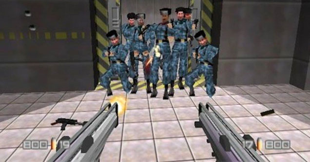 the dumbest guns ever featured in a video game