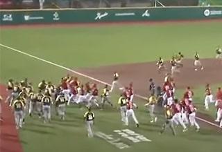 yasiel puig baseball fight