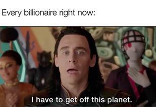 loki get off this planet