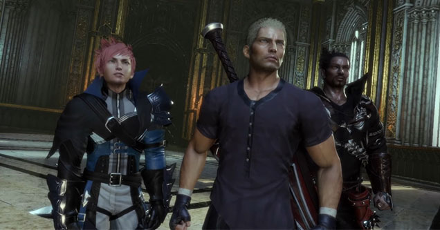 video game reboots that give us bad vibes -  Final Fantasy Origins