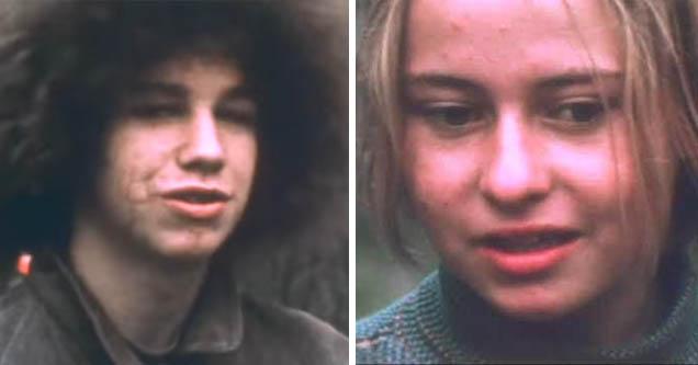 homeless teens in 1970 New York
