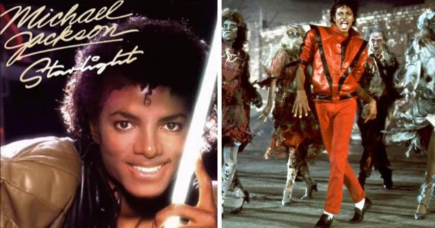 Michael Jackson 'Starlight' | Thriller video still