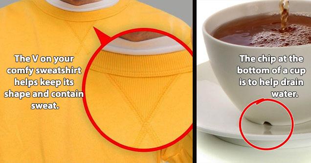 hidden features in everyday items