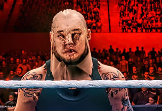 """WWE <a href=""""https://gaming.ebaumsworld.com/pictures/top-15-wrestling-games-based-on-metacritic/86888254/""""><strong>games</strong></a> over the last decade have not been a talking point for many reasons. However, it still can not justify the disaster that is known as <a href=""""https://gaming.ebaumsworld.com/articles/5-essential-tips-and-tricks-for-wwe-2k-battlegrounds/86392828/""""><strong>WWE 2K20</strong></a>. Let's take a look at why this game is rated 1.5/10 on Metacritic and what exactly happened."""