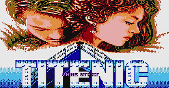 bootleg games and products that were awful -  Titenic for Nintendo Entertainment System