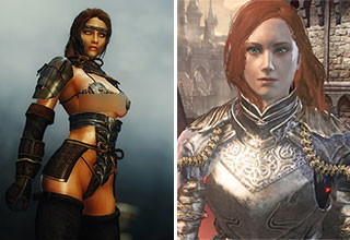"""Armor is a mainstay of video games, especially <a href=""""https://gaming.ebaumsworld.com/pictures/10-forgotten-nes-rpgs/86725713/""""><strong>RPGs</strong></a>. However, players have noted for years that the female armor in these games is usually insane.<br><br>  But what was female armor really like back in the day? Here is our comparison of female game armor and realistic female <a href=""""https://gaming.ebaumsworld.com/pictures/10-silliest-looking-armors-with-the-best-stats/86988668/""""><strong>armor</strong></a>."""