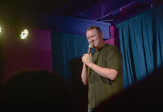 Shane Gillis YouTUbe stand-up routine