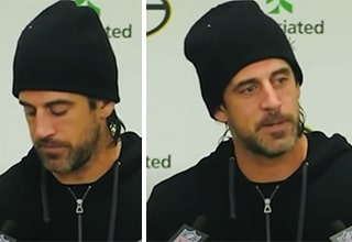 aaron rodgers press conference