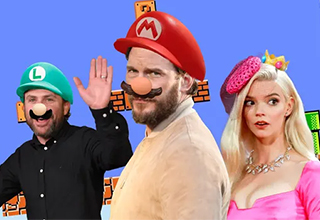 Charlie Day, Chris Pratt, and Anya Taylor-Joy have been cast in the new 2022 Super Mario Movie