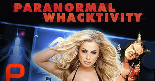 paranormal activity adult film
