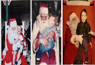 Enjoy These 20 Classic Awkward Christmas Photographs.