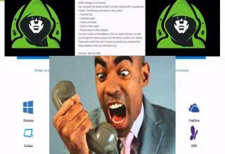 Watch A Programmer Shut Down An IRS Phone Scam Center - Video