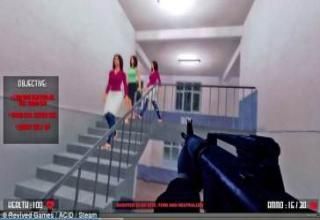 Just less than two weeks after the Noblesville, Indiana school shooting, an active shooter video game is set to be released.
